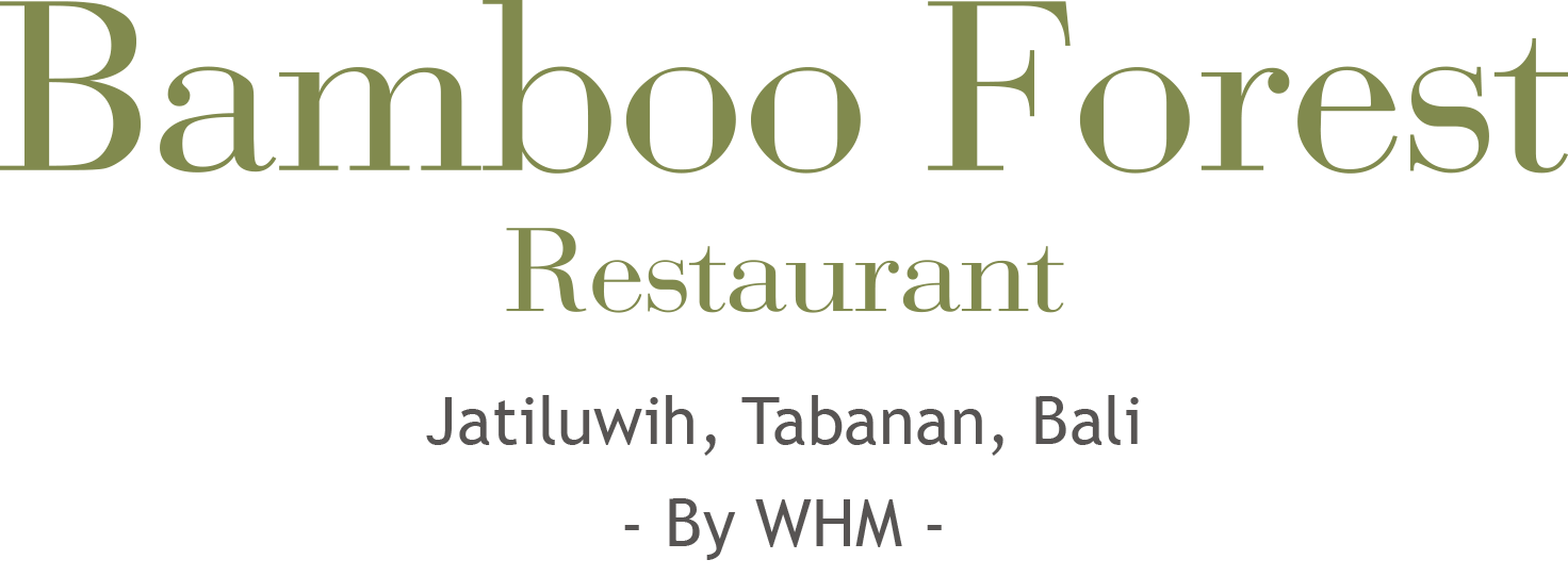 Bamboo Forest Restaurant by WHM - Waka Hotel and Resorts