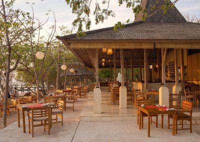 NBM3 DINING Restaurant NusaBay Menjangan