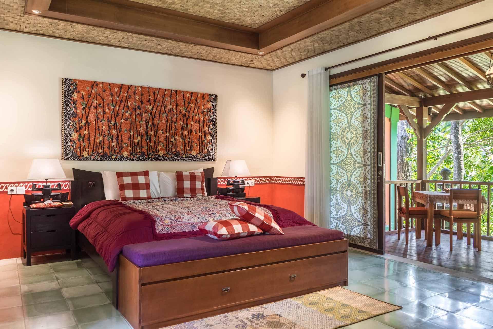 Margaret Mead Suite Bedroom (3)