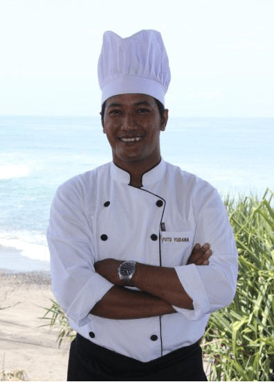 Putu Yudana, WakaGangga Executive Chef