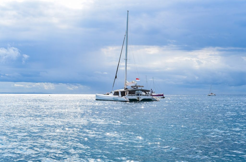 A Sailing Adventure from Bali to Nusa Lembongan