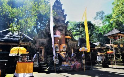 Monkey Forest – a Sacred Place in Ubud, Bali