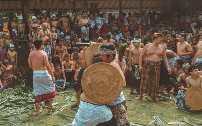 Tenganan Pegringsingan – An Ancient Village in 21st Century Bali